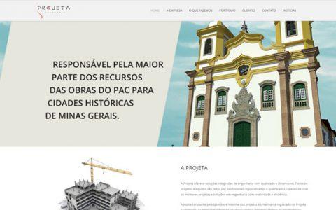 projeta-engenharia-website